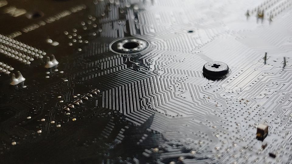 Board, Electronics, Motherboard, Black, Pins, Close Up