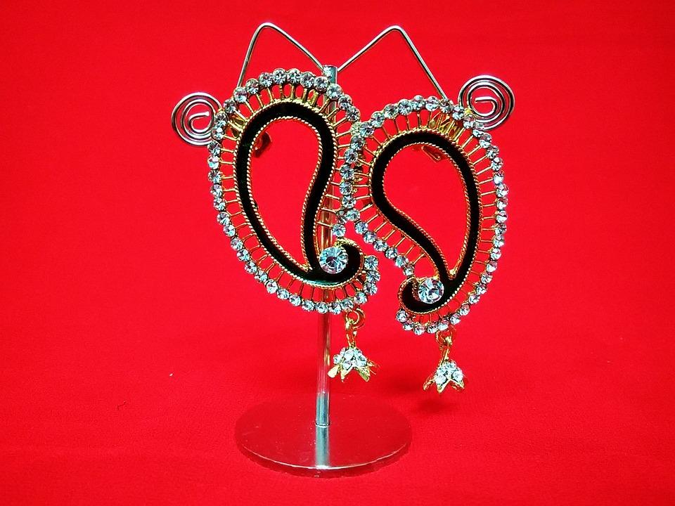 Jewelry, Jewellery, Elegance, Earrings, Accessories