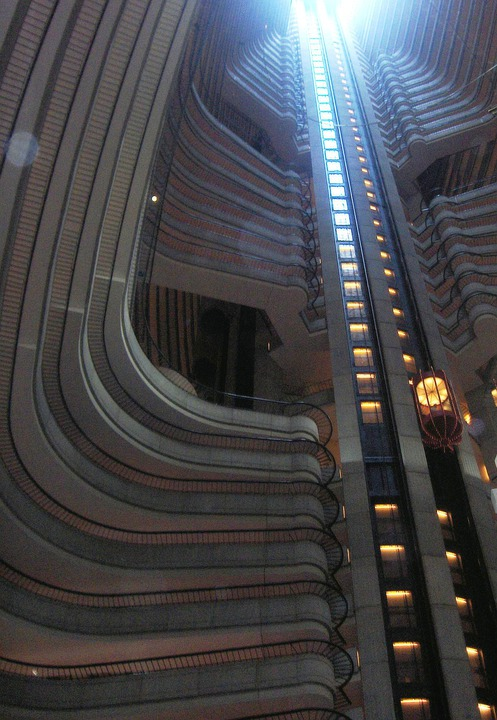 Indoor, Lift, Floor, Hotel, Elevator, Interior, Modern