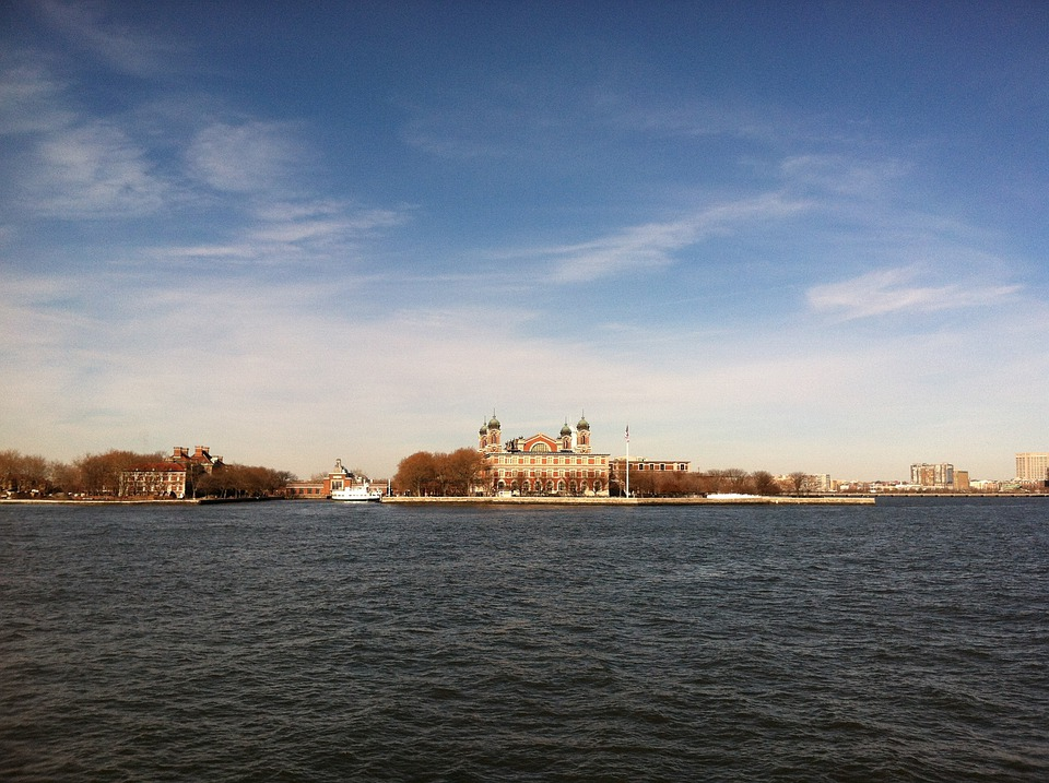 Ellis Island, New York, Immigration, History, Usa
