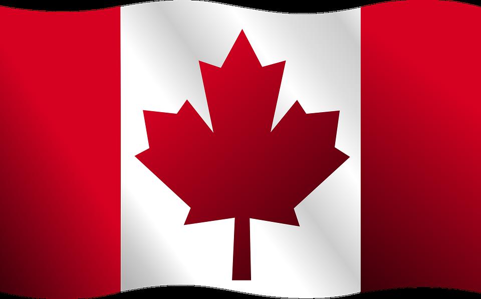 Canada, Canadian, Country, Emblem, Flag, Leaf, Maple