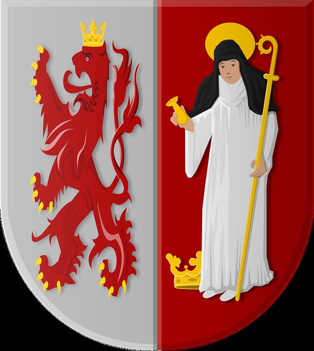 Coat Of Arms, Amby, Wapen, Limburg, Netherlands, Emblem