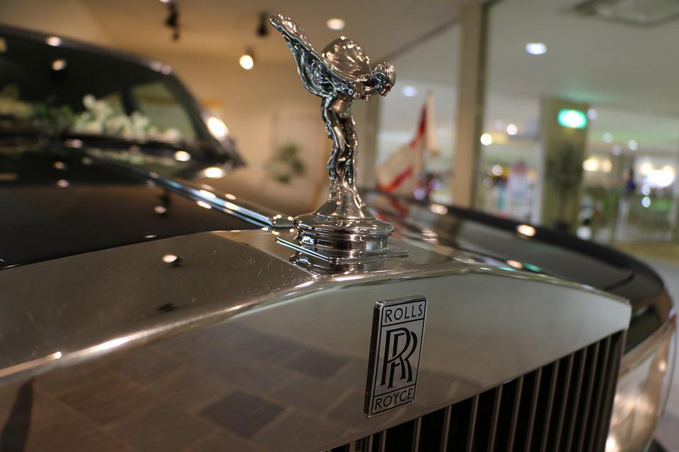 Free Photo Emblem Rolls Royce Sign Car Luxury Car Max Pixel