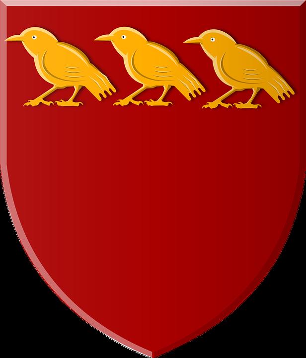 Bermentvelde, Coat Of Arms, Germany, Emblem, Symbol