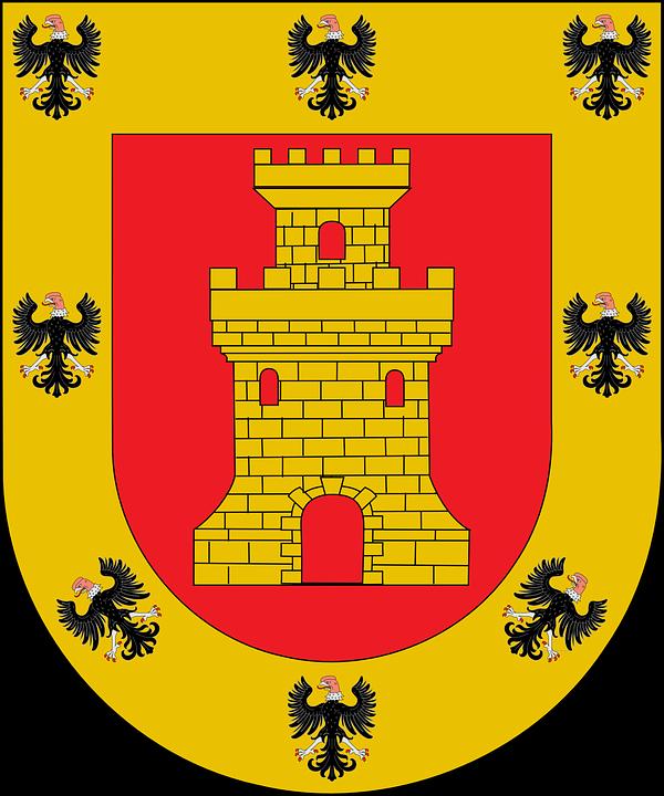 Cusco, Coat Of Arms, Symbol, Emblem, Shield, Design
