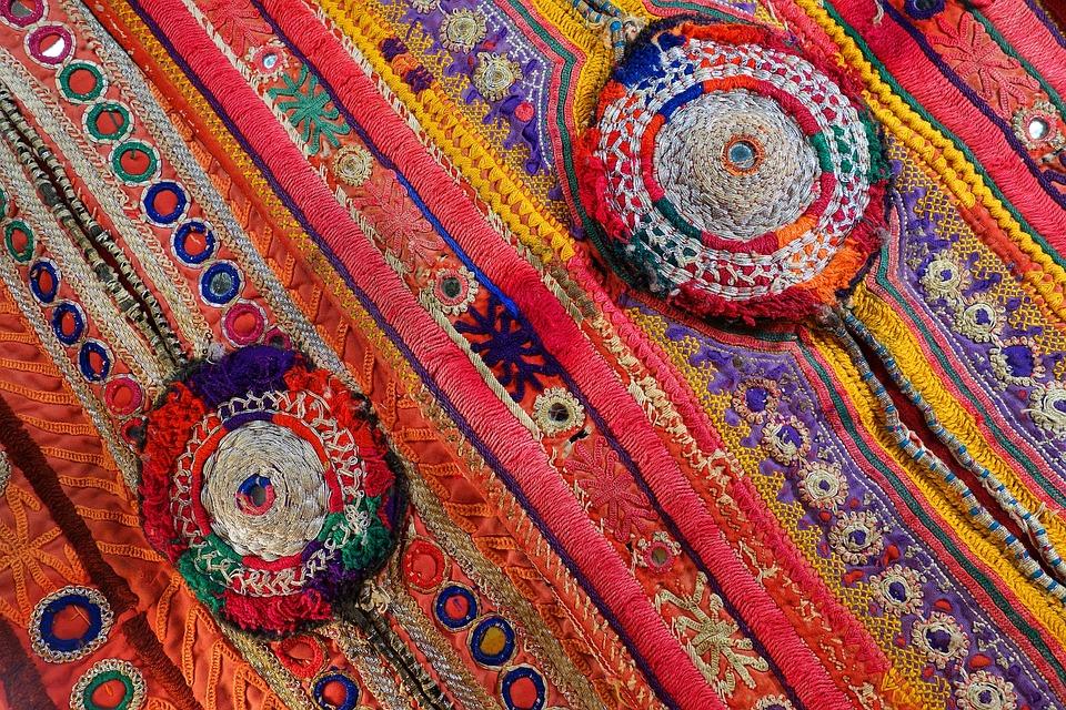 b2c1781274 Free photo Embroidery Mirrorwork Abhala Bhara Indian Sheesha - Max Pixel