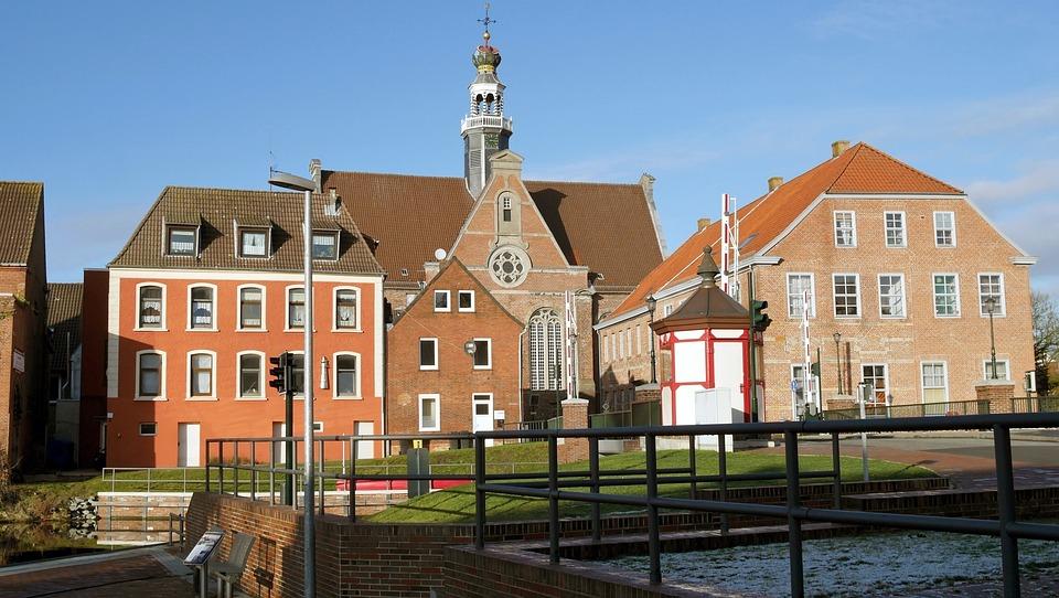 Cross Church, Emden, Lower Saxony