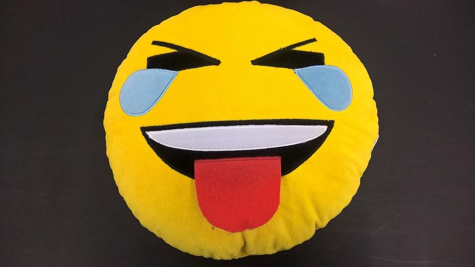 Emoticon, Emoji, Carita, Emoticon Laughing, Laughter