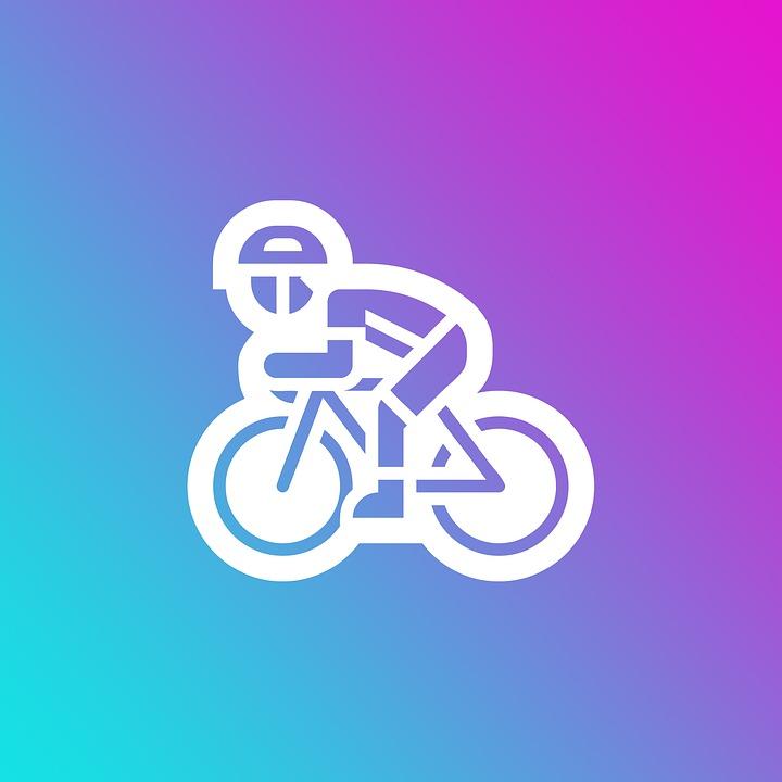 Emoji, Gradient, Cycling