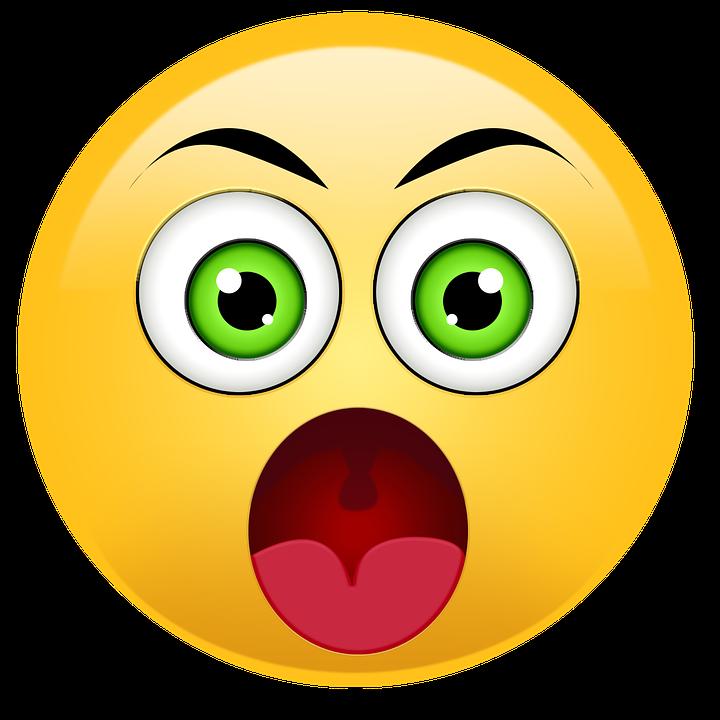 Emoji, Emotion, Shocked, Shocked Emoji, Expression