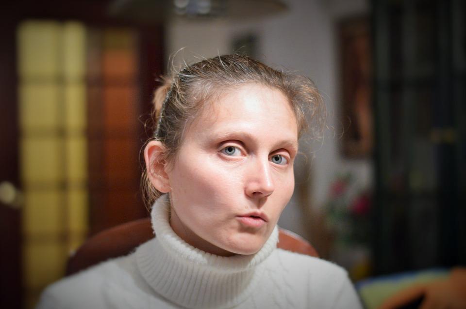 Woman, People, Portrait, Emotion