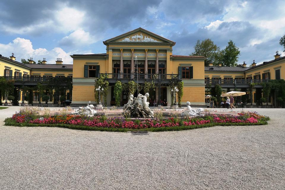 Bad Ischl, Austria, Kaiservilla, Historical, Emperor