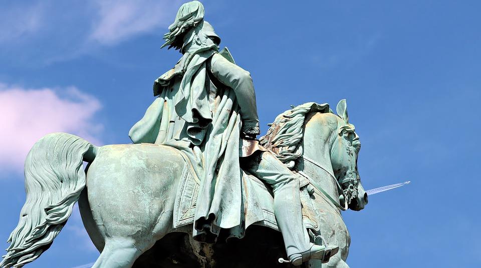 Emperor Wilhelm I, Emperor Wilhelm I Monument, Monument