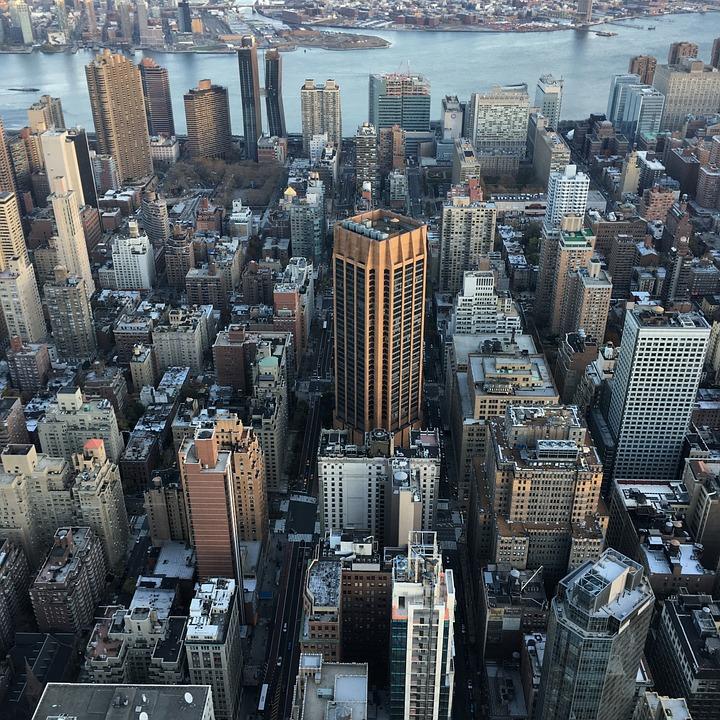 Empire State, New York, New York City