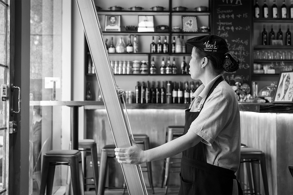 Employee, Restaurant, Shanghai, Chinese, Employer