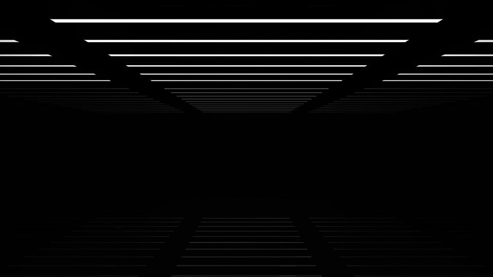 Room, Empty, Dark, Abstract, Void, Black, Dark Room