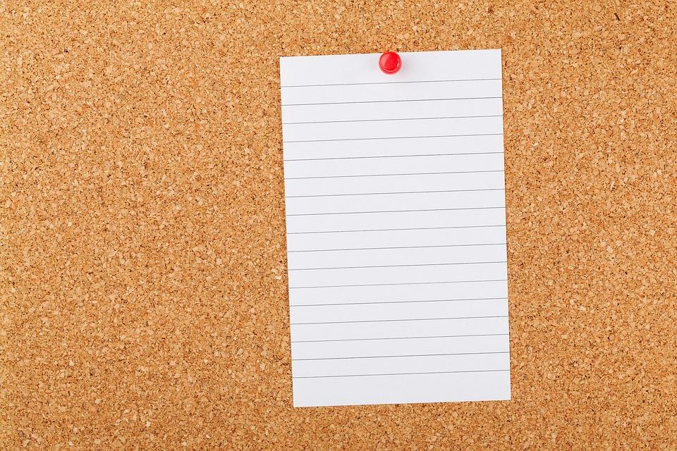 Blank, Board, Business, Cork Board, Corkboard, Empty