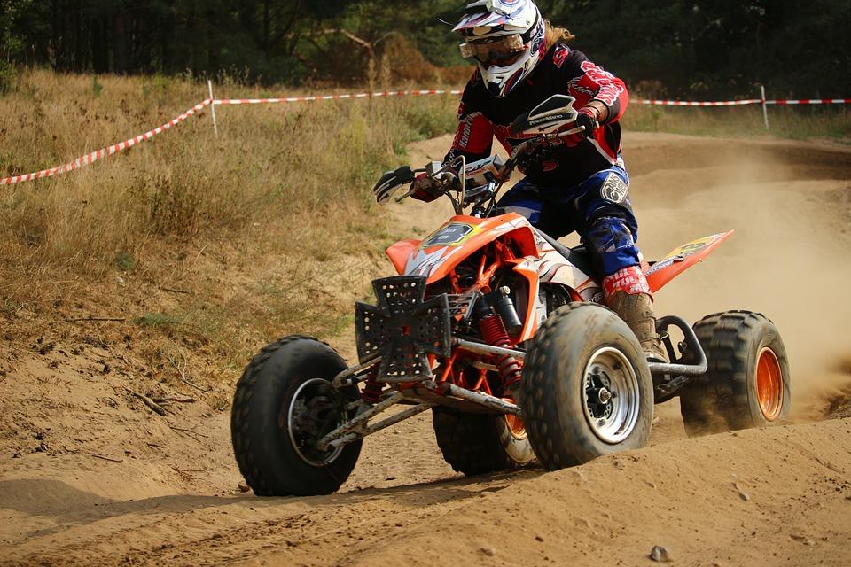 Quad, Motorsport, Motocross, Enduro, Atv