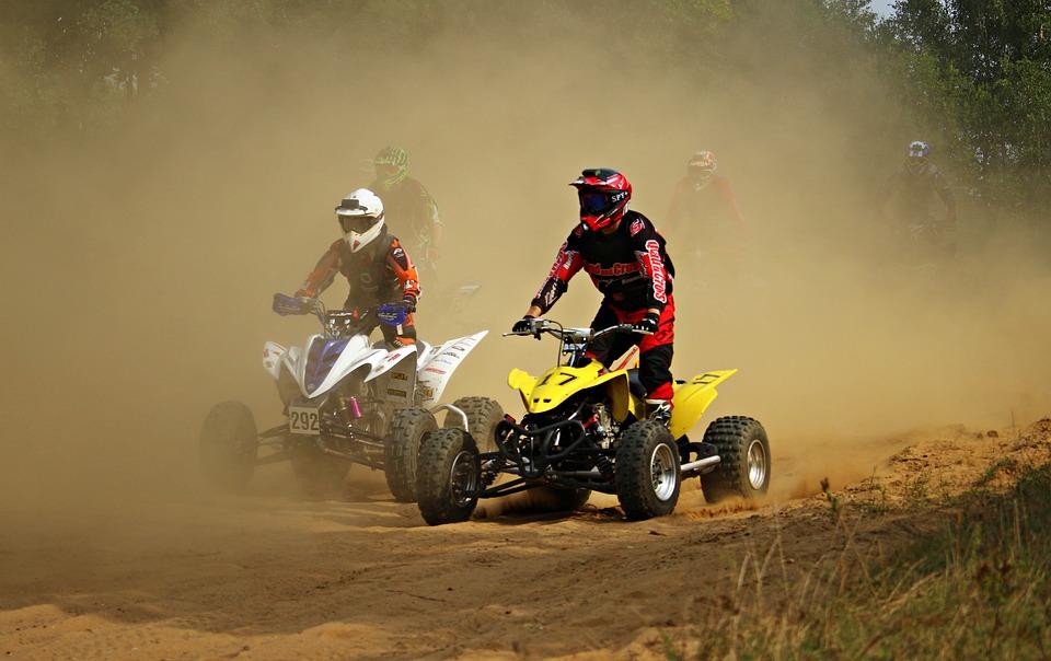 Motocross, Cross, Enduro, Quad, Atv, Motocross Ride