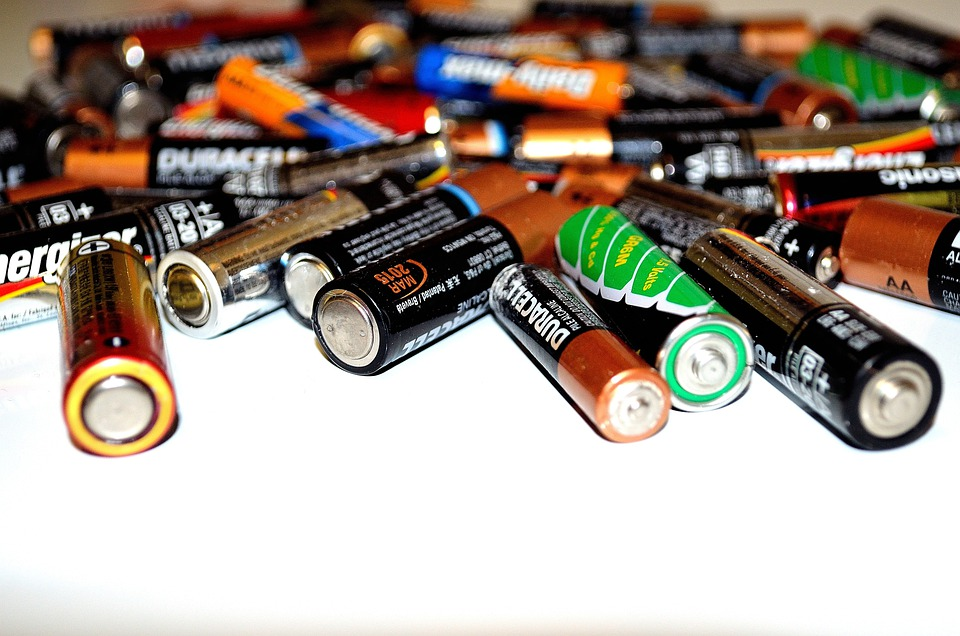 Battery, Recycling, Energy, Batteries, Rechargeable