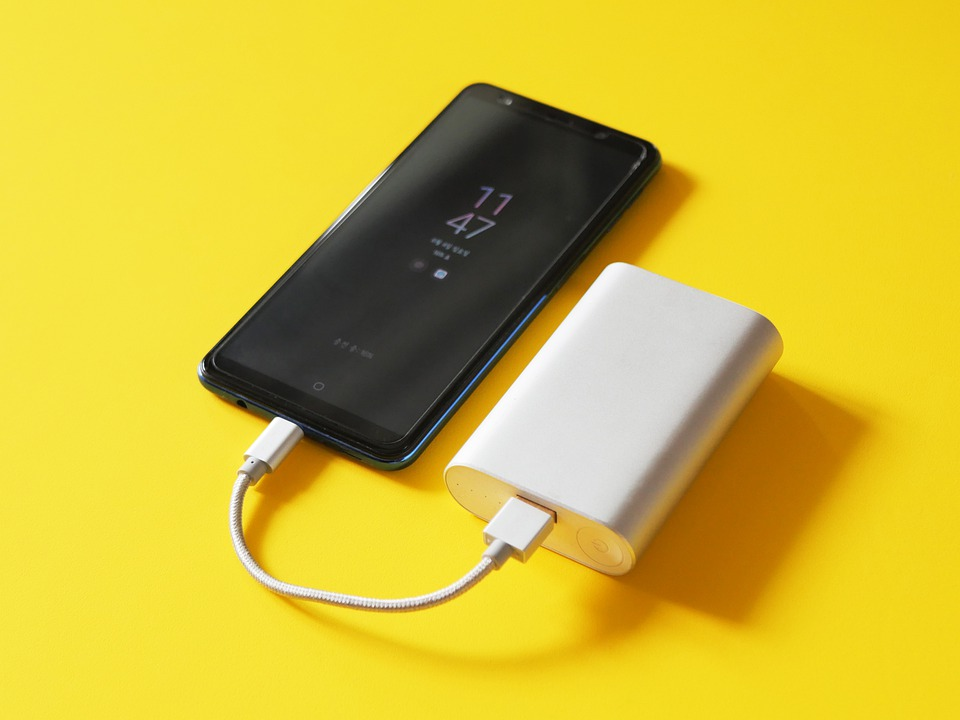 Smartphone, Battery, Charge, Charger, Cable, Energy