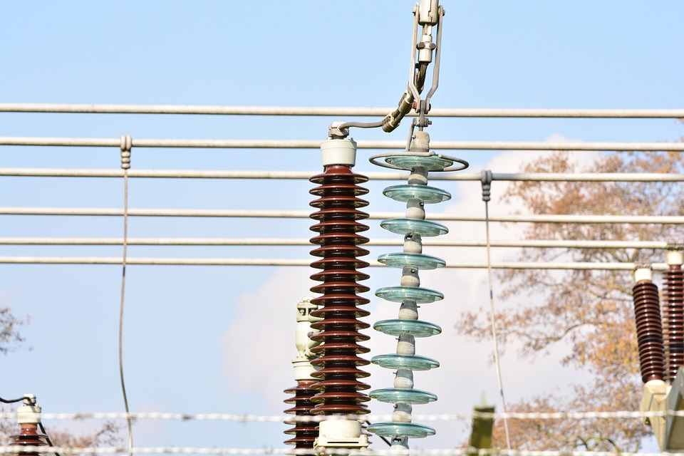 Current, Power Line, Power Supply, Energy, Technology