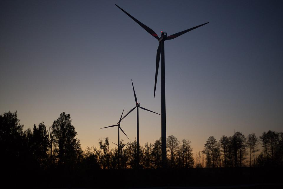 Wind Power, Eco, Energy, Power, Wind, Ecology