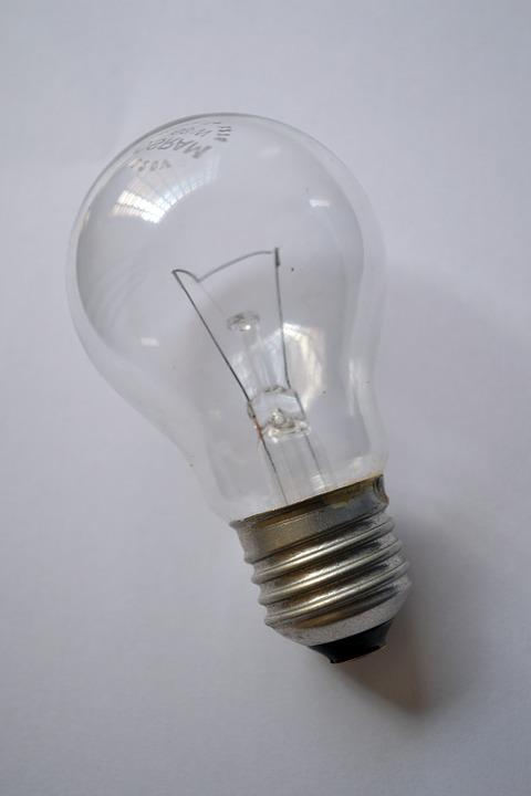 Light, Energy, Electric, Electricity, Clarity