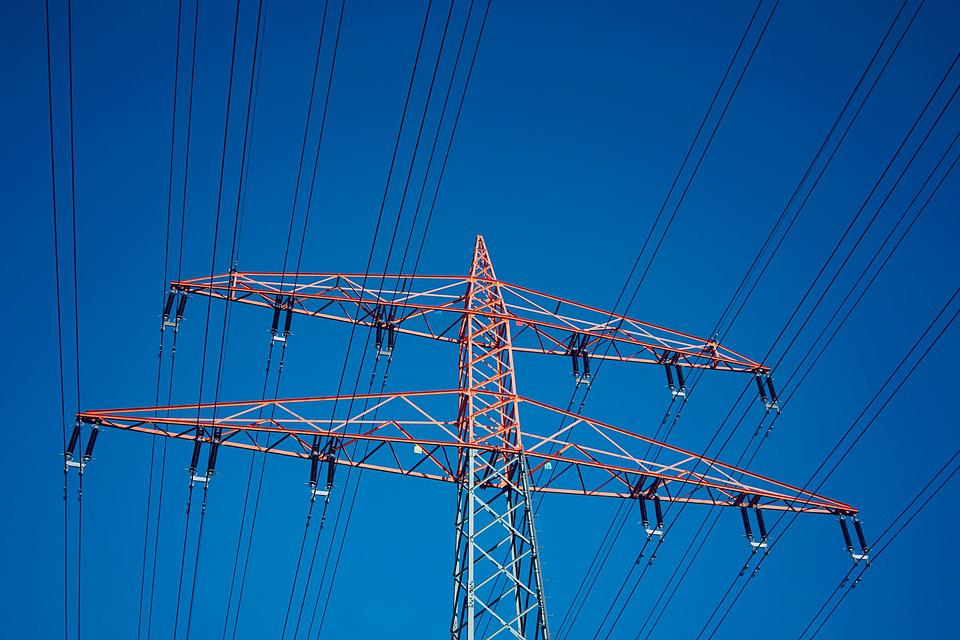Strommast, Energy, Electricity, High Voltage, Pylon