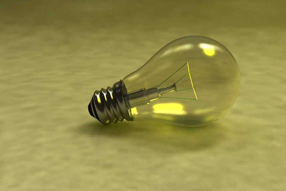 Electricity, Incandescent Lamp, Energy, Power