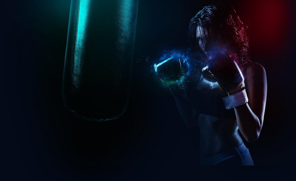 Boxer, Power, Energy, Sport, Fighter, Punch, Fitness