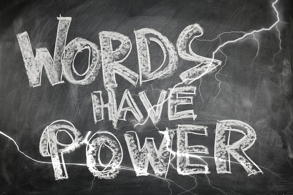 Board, Blackboard, Words, Force, Energy, Persuasiveness