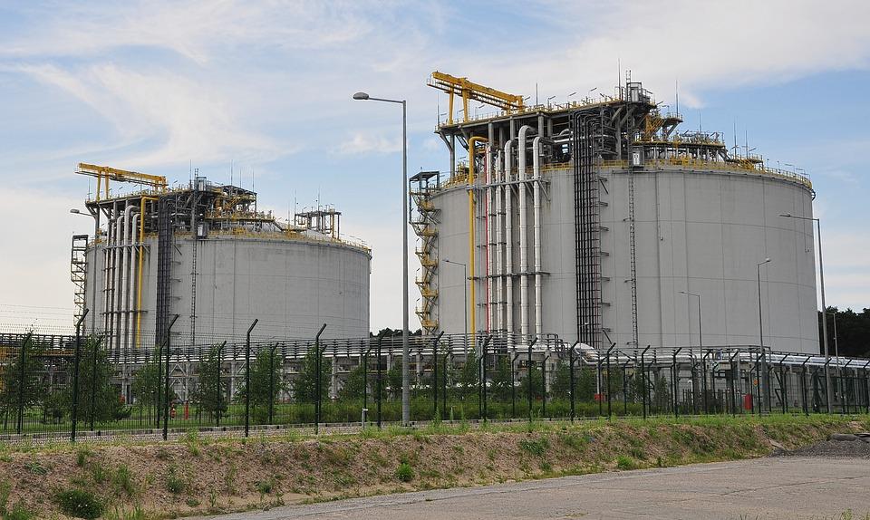 Gazoport, Gas Cylinders, Poland, świnoujście, Energy