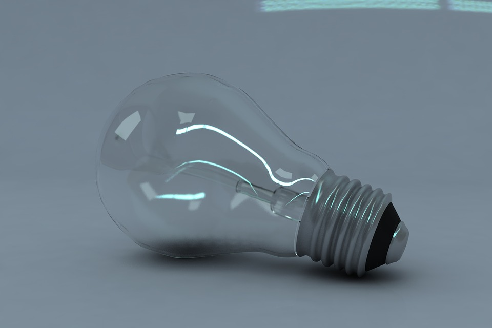 Incandescent Lamp, Energy, Electricity