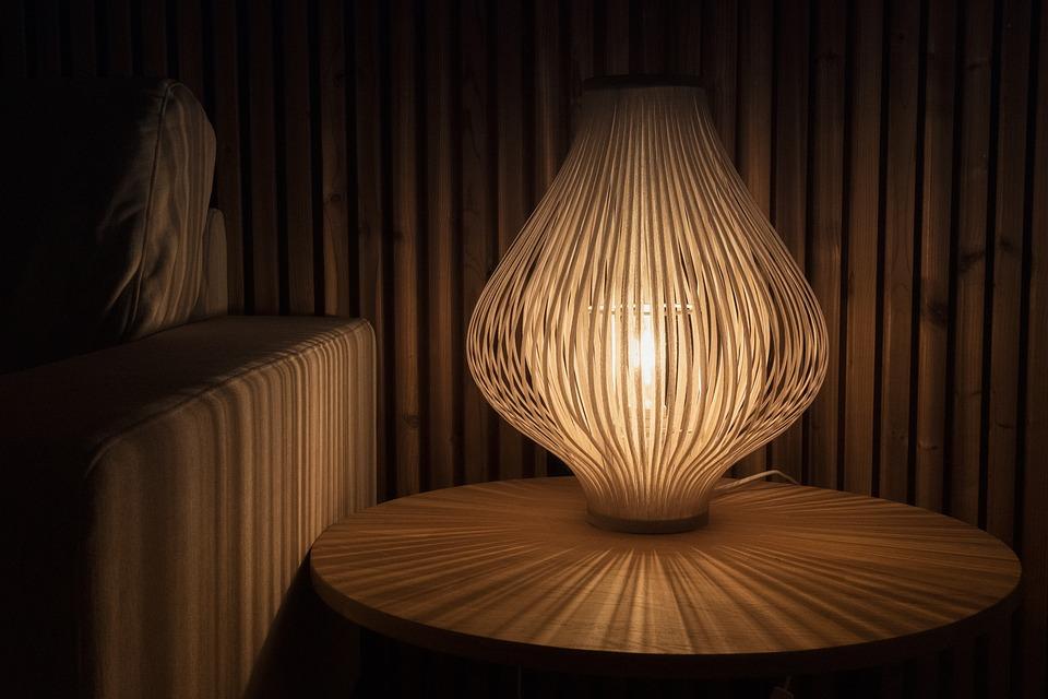 Lamp, Lighting, Decoration, Light, Light Bulb, Energy