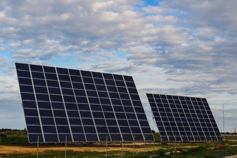 Photo Voltaic, Panel, Solar, Energy, Power, Green