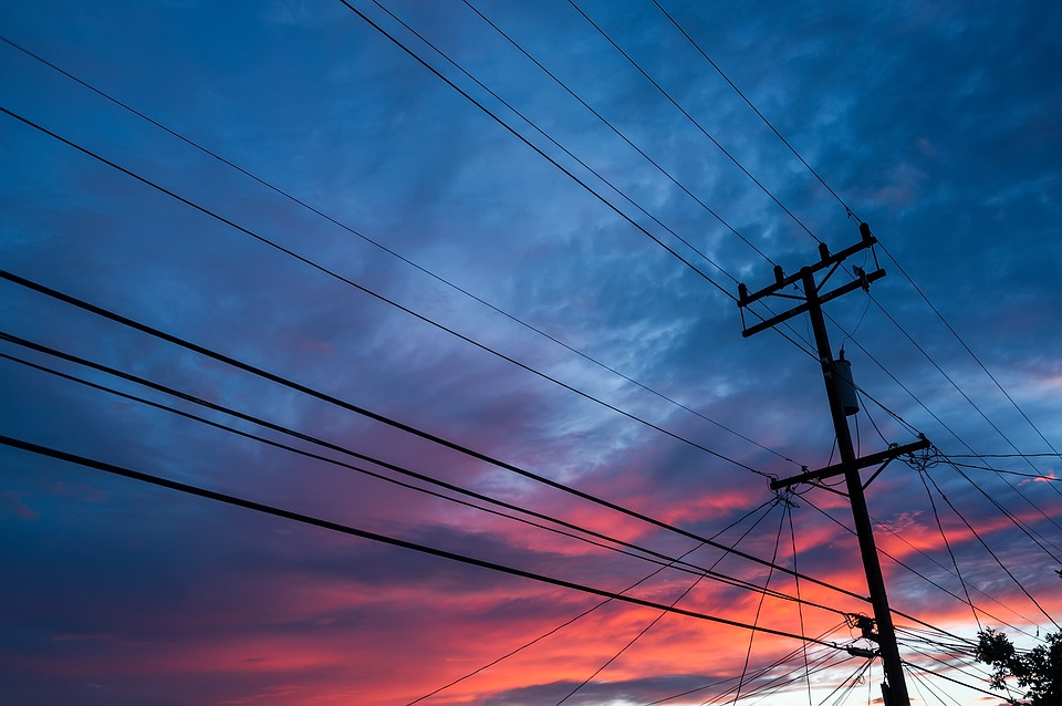 Free photo Energy Power Sky Wire Voltage Electricity - Max Pixel