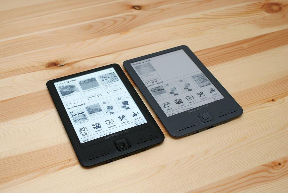 E-book, E-reader, Energy Sistem, E-paper, Ebook, E-ink