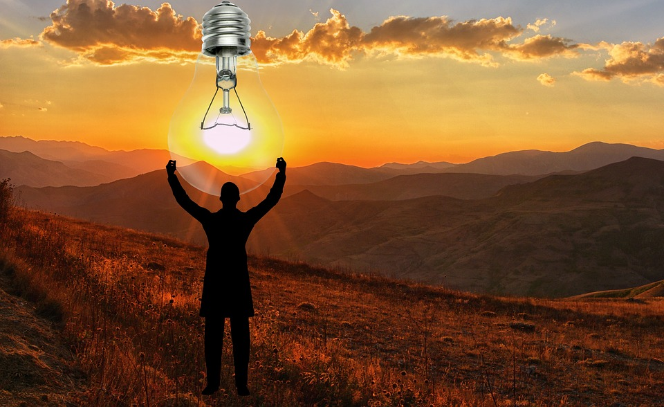 Light, Bulb, Sun, Solar, Energy, Electricity