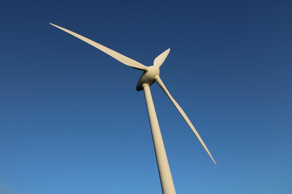 Pinwheel, Sky, Wind Power, Energy, Wind Energy, Nature