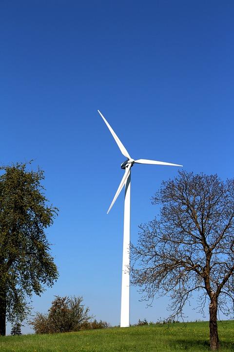 Wind Energy, Pinwheel, Windräder, Energy, Wind