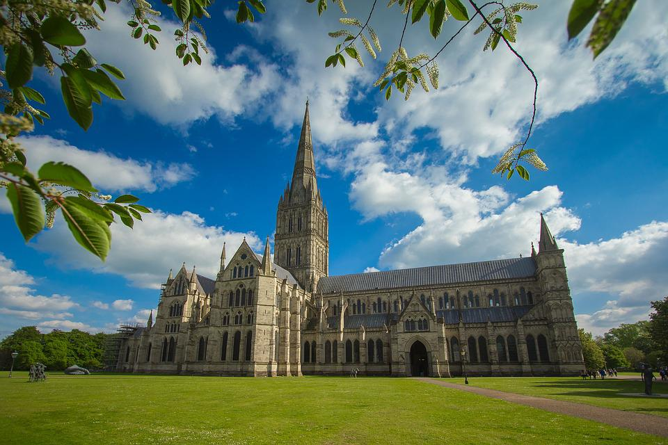 Cathedral, Salisbury, England, Church