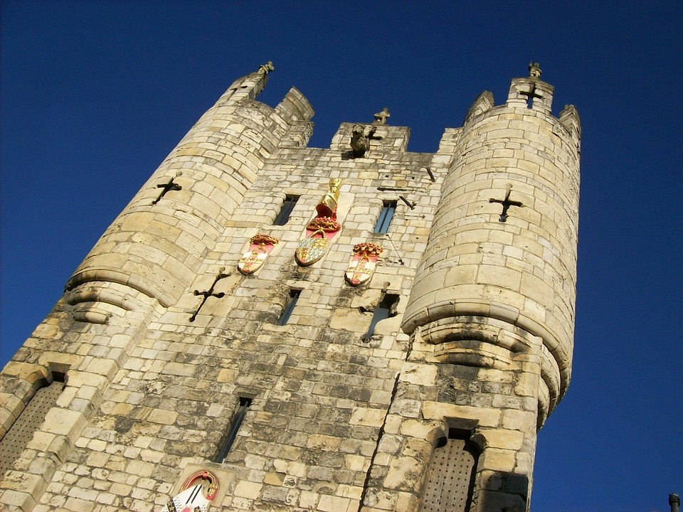 York, Church, England, Great Britain, Building