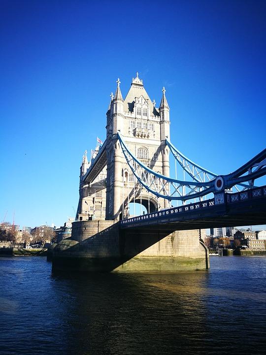 London Bridge, London, Uk, England