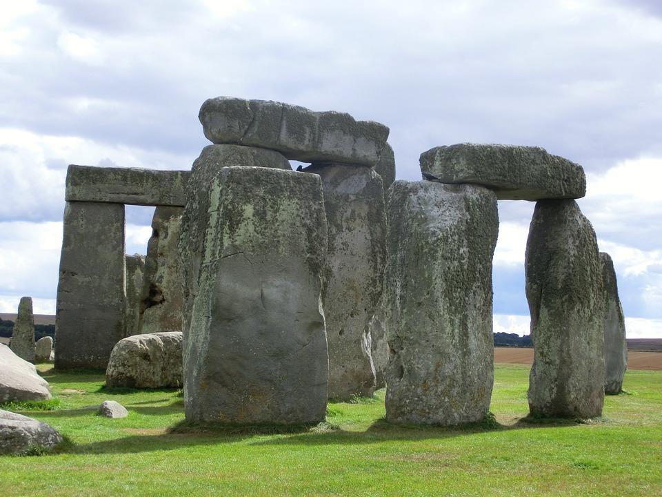 Stonehenge, England, United Kingdom, Megaliths
