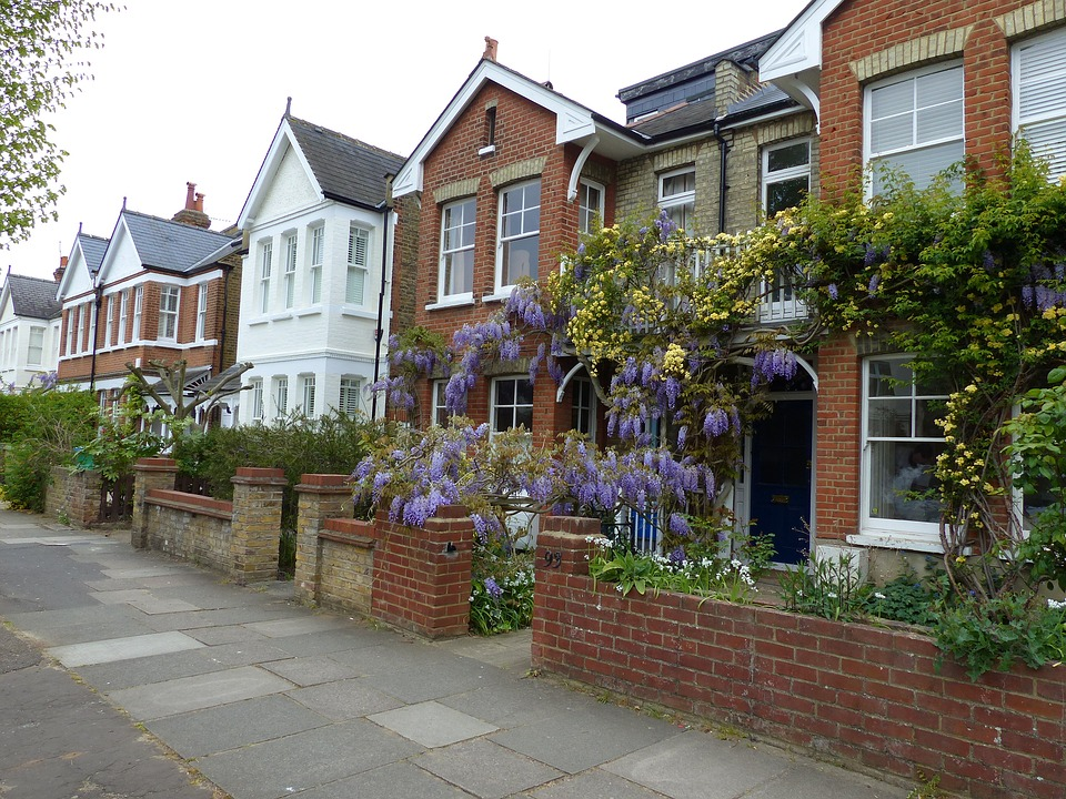House, Architecture, English House, Victorian House