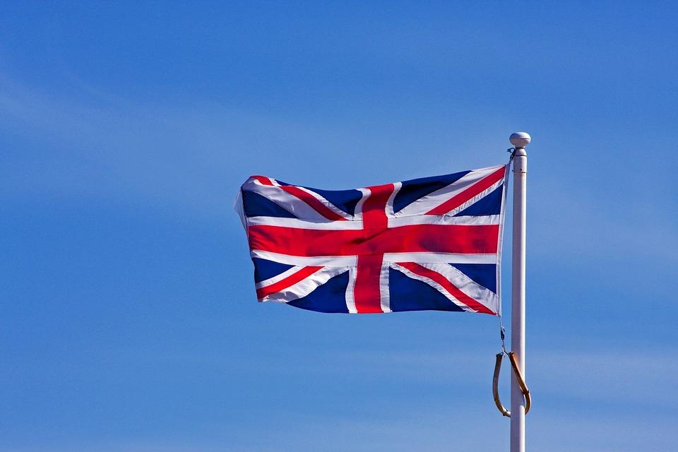 Flag, Ensign, Standard, Union Jack, British, English