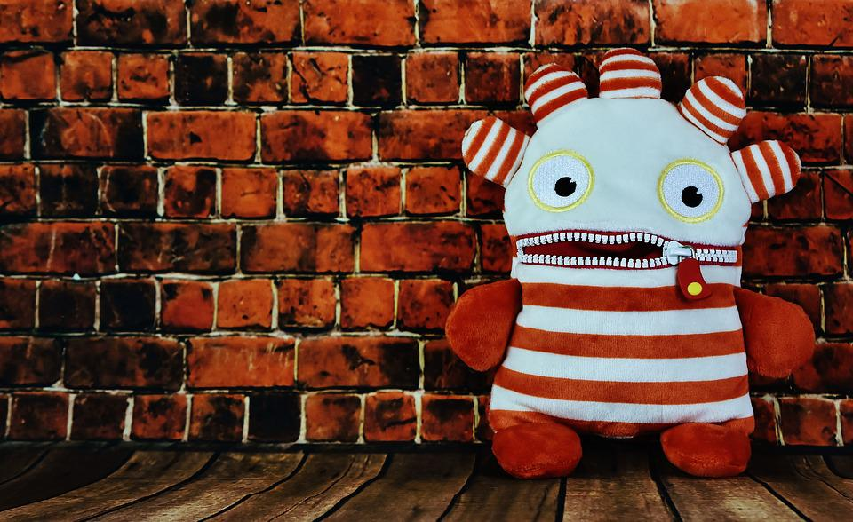 Worry About Hog, Soft Toy, Ensure Püppchen, Toys, Fun