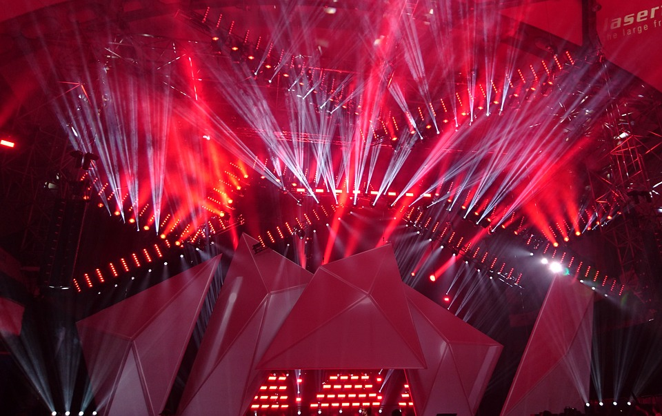 Lightshow, Laser Show, Entertainment, Light Effects