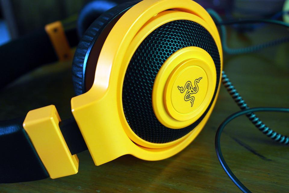 Headset, Gaming, Technology, Entertainment, Gamer